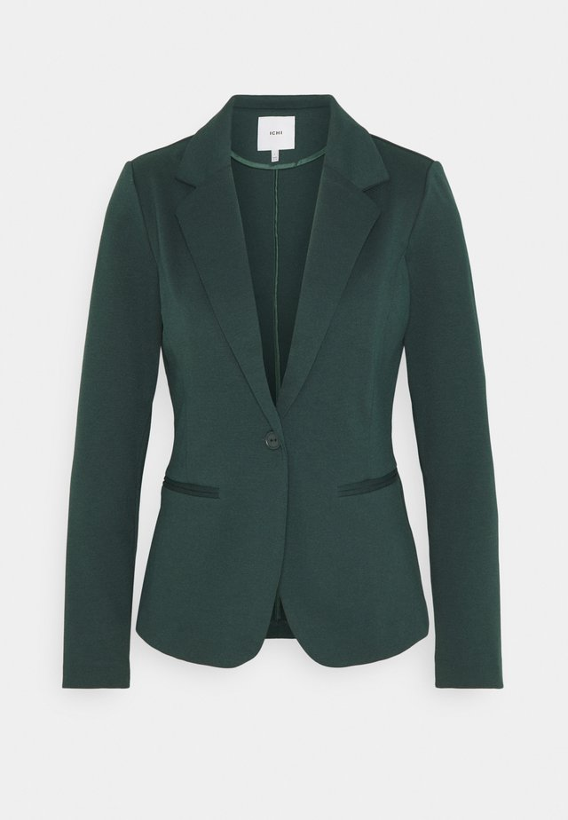 KATE - Blazer - dark olive