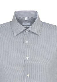 Seidensticker - SLIM FIT - Shirt - dark blue - 3
