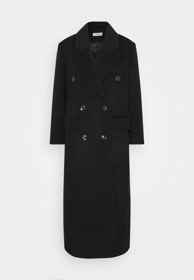 DOREEN - Classic coat - black