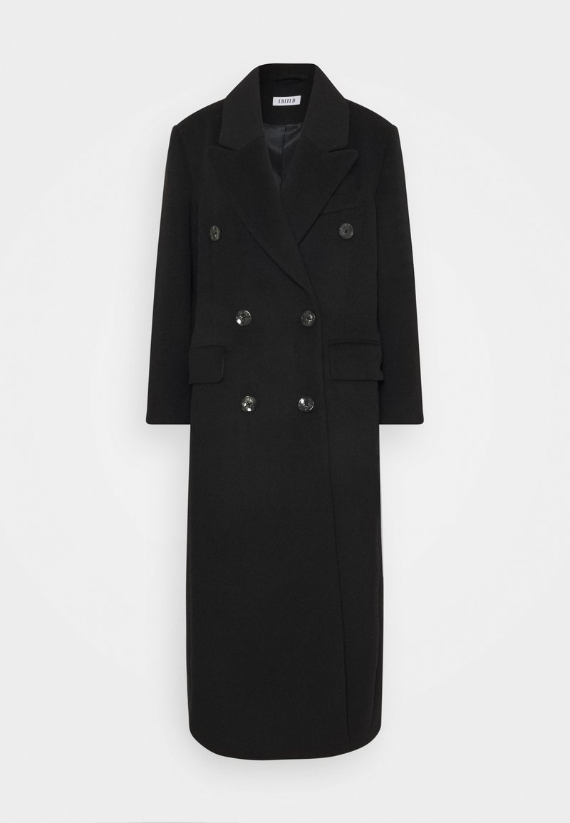 EDITED - DOREEN - Classic coat - black