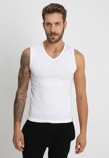 TANKTOP  2 PACK - Undershirt - weiß