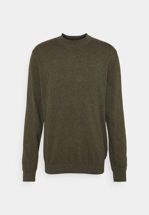 BASIC - Maglione - dark khaki