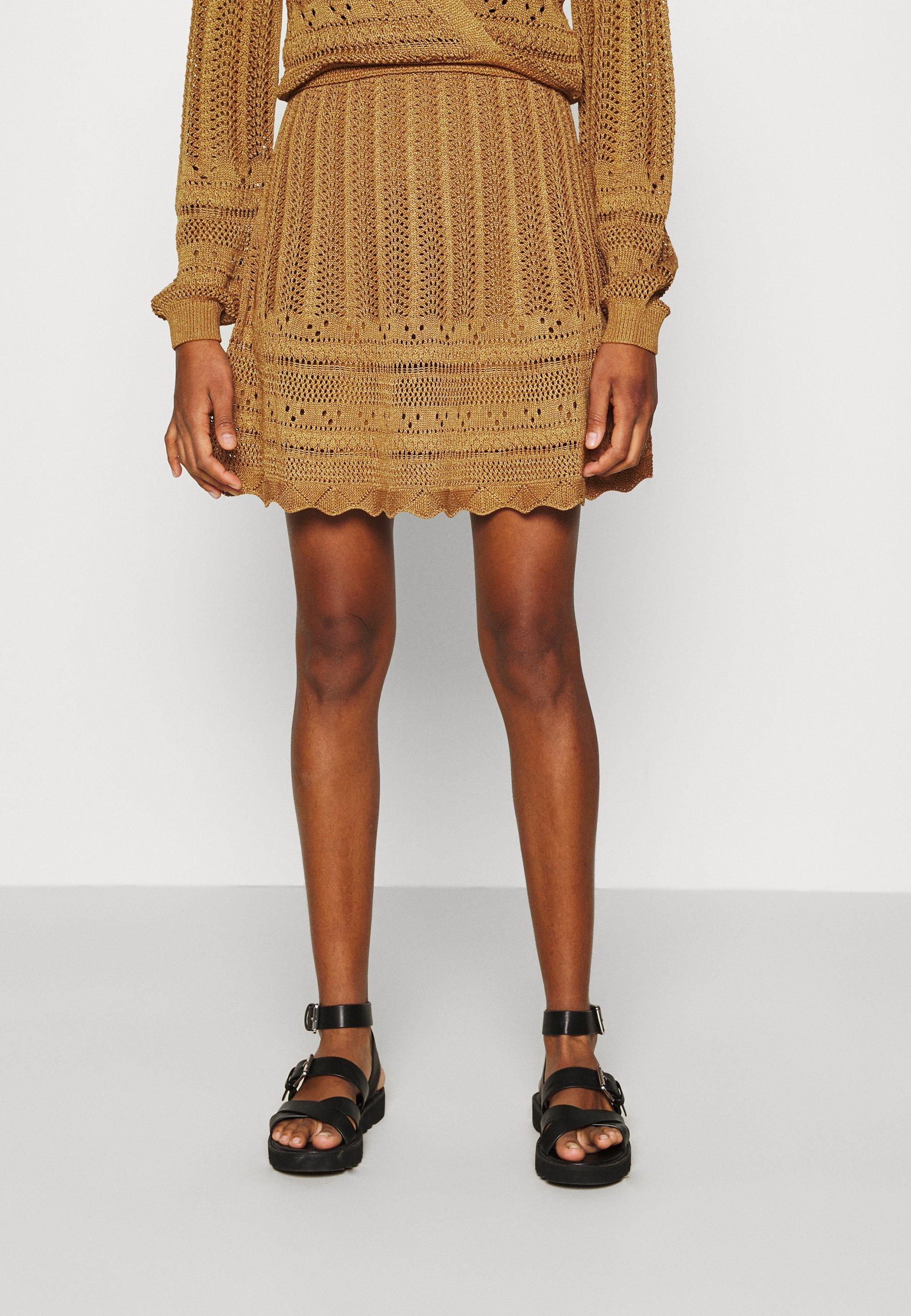 Women JADE SKIRT - Mini skirt