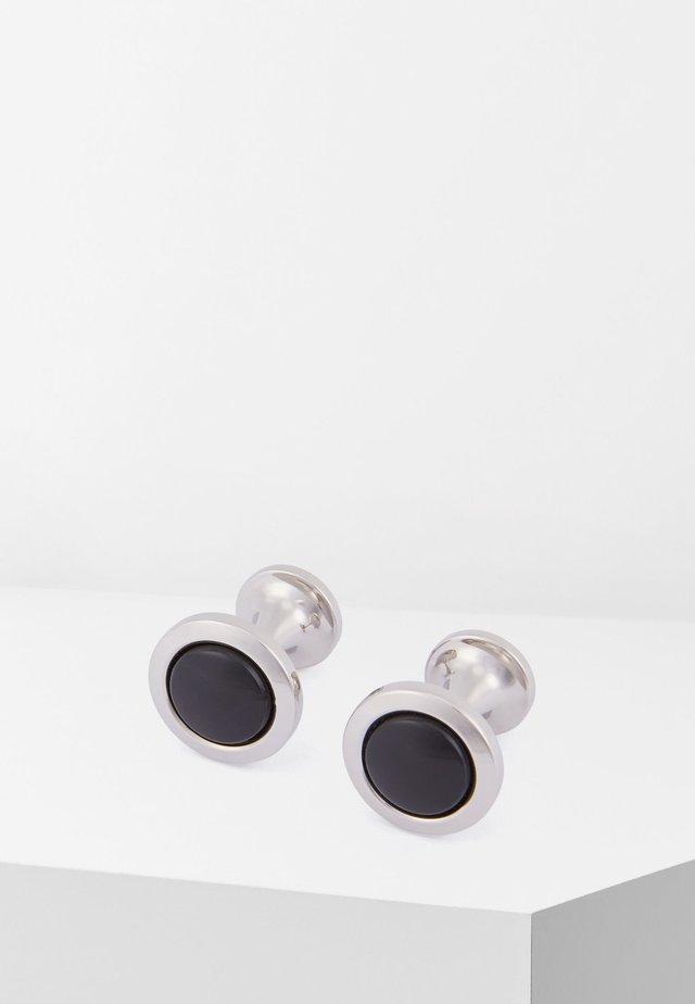 MYLO - Boutons de manchette - black