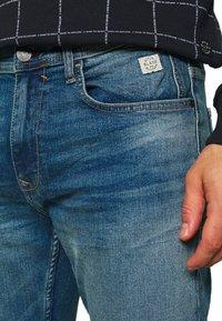 Blend - TWISTER - Slim fit jeans - denim light blue - 3