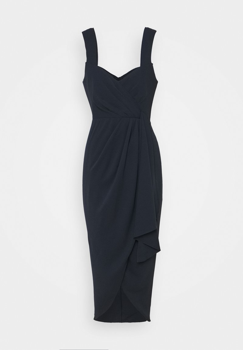 Forever New - HADLEY WATERFALL MIDI DRESS - Cocktail dress / Party dress - navy