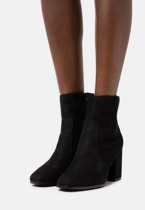 VMREA BOOT WIDE - Stiefelette - black