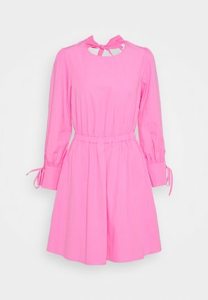CARLEY - Day dress - cosmo pink
