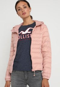 ONLY - ONLTAHOE HOOD JACKET  - Lett jakke - misty rose - 0