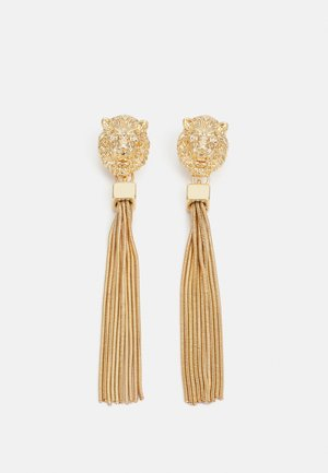 PCPETINA EARRINGS - Earrings - gold-coloured