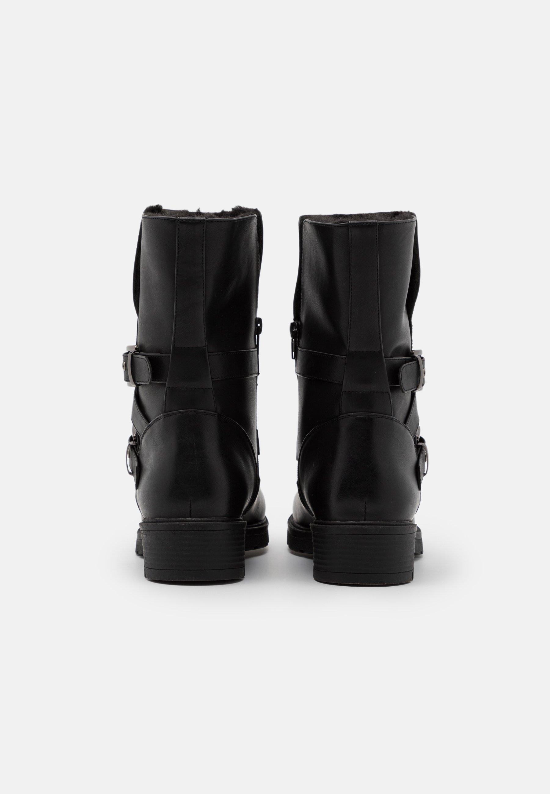 Fitters NICOLA Snowboot/Winterstiefel black/schwarz
