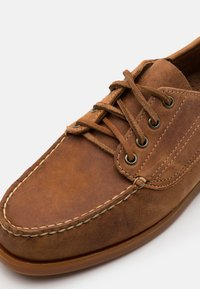 Sebago - ASKOOK - Casual lace-ups - brown tan - 5