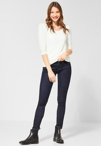 Street One - Long sleeved top - white - 1