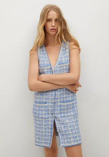 Jumper dress - bleu
