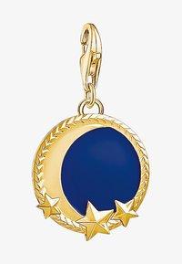 THOMAS SABO - Hanger - yellow/gold coloured/ blue - 1