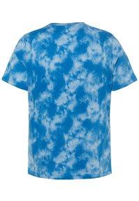 GAP - BOY LOGOMANIA - Print T-shirt - blue - 1