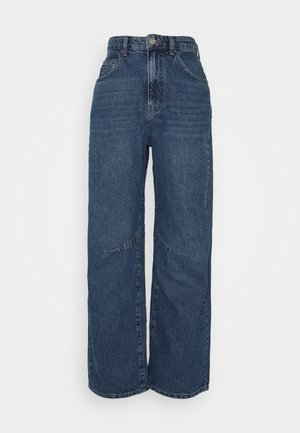 LOGAN BARELL LEG CARPENTER  - Jeans relaxed fit - dark vintage