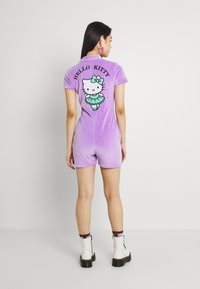 NEW girl ORDER - HELLO ROMPER - Jumpsuit - lilac - 2