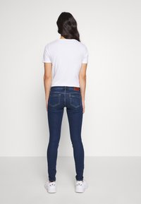 ONLY - Jeans Skinny Fit - dark blue denim - 2