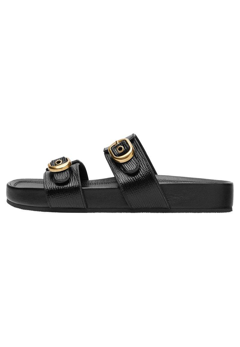 Uterqüe - Sandals - black