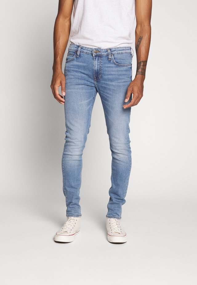 MALONE - Jeans slim fit - stone blue