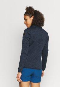 Icepeak - ALTOONA - Fleece jacket - dark blue - 2