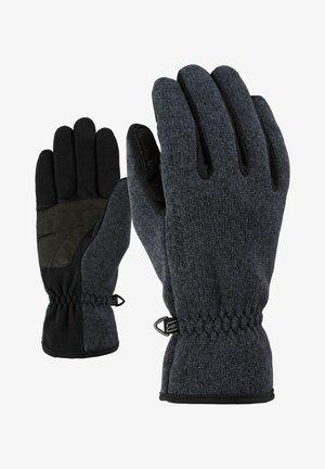 LIMAGIOS  - Gloves - black melange