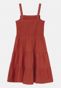 Name it - NKFJULIE STRAP DRESS - Day dress - tandoori spice - 1