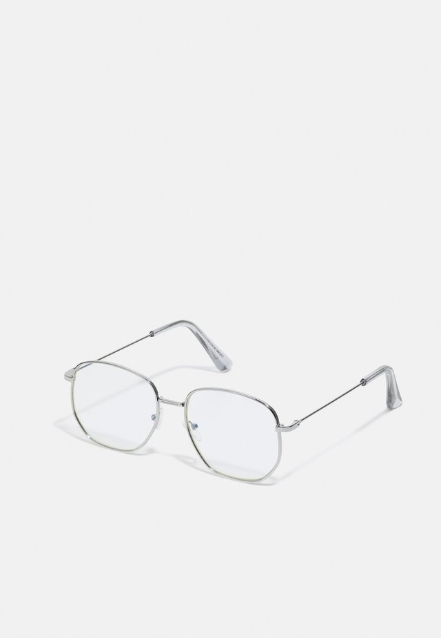 BLUE LGHT GLASSES - Muut asusteet - silver-coloured