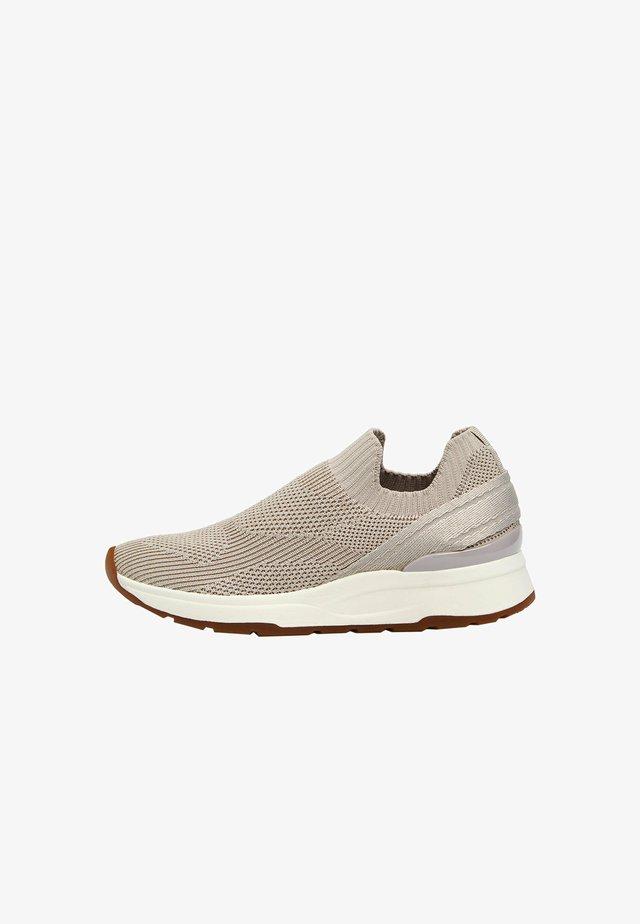 Sneakers - beige