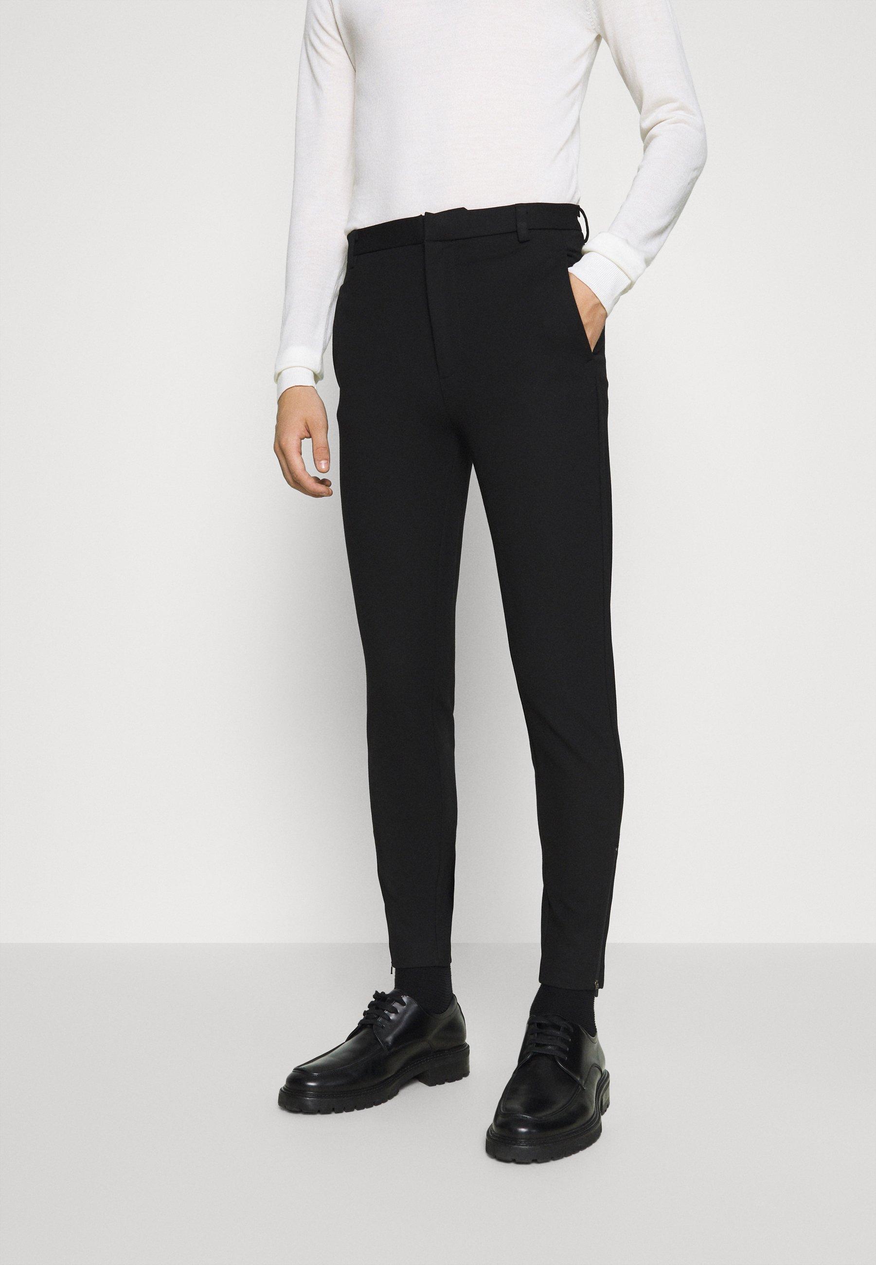 Men POLITAN ZIP PANTS - Trousers
