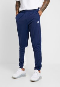 Nike Sportswear - SUIT - Tracksuit - midnight navy/white - 3