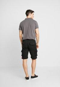 Alpha Industries - CREW - Shorts - black - 2