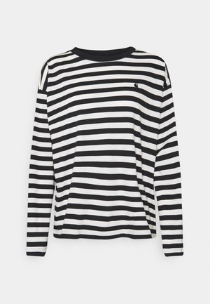 SCOTTY - Camiseta de manga larga - black/wax