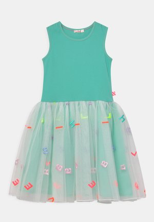 Vestido informal - sea-green