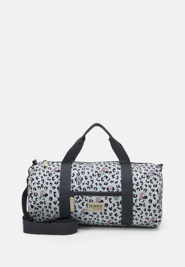 SPORTS BAG MINNIE MOUSE GOOD THINGS AHEAD - Borsa da viaggio - grey