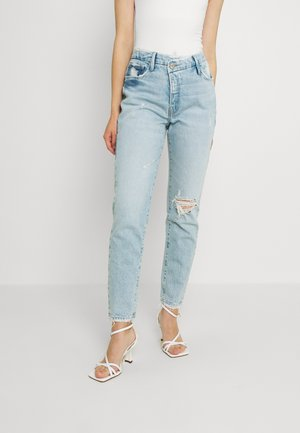 GOOD CLASSIC CROSSOVER WAIST - Jeans Skinny Fit - blue