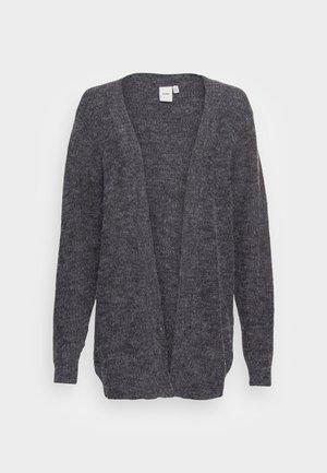 NOVO  - Cardigan - dark grey melange