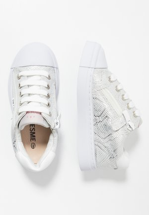 TRAINER - Sneakers laag - silver