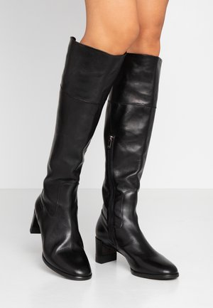 LEANN - Boots - schwarz evenly