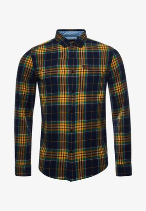 HERITAGE LUMBER - Shirt - tufnell check gold