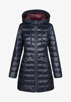 Winter coat - nachtblau