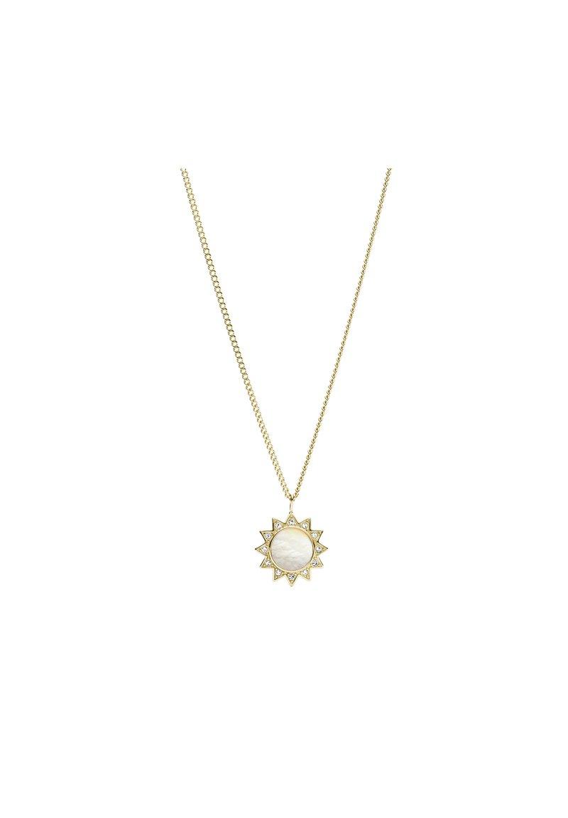 Fossil - VINTAGE GLITZ - Necklace - gold