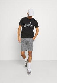 Blend - Shorts - pewter - 1