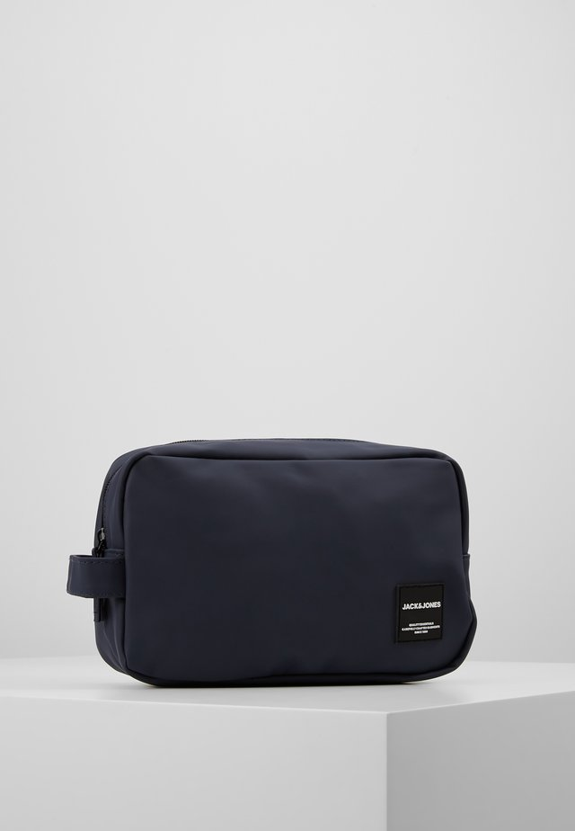 JACPETE TOILETRY BAG - Trousse de toilette - navy blazer