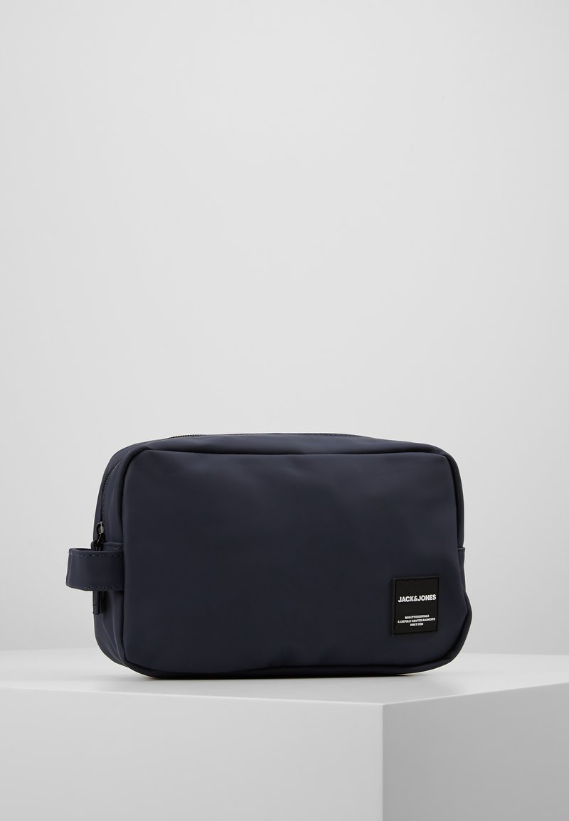 Jack & Jones - JACPETE TOILETRY BAG - Trousse de toilette - navy blazer