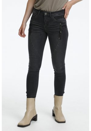 BIBIANA - Jeans Skinny Fit - black wash