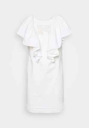 Denní šaty - avorio