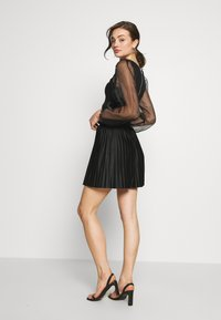 Even&Odd - A-line skirt - black - 2