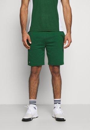 MEN TENNIS - Pantaloncini sportivi - green